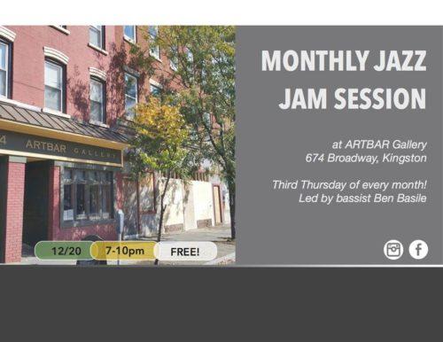 Jazz Jam December