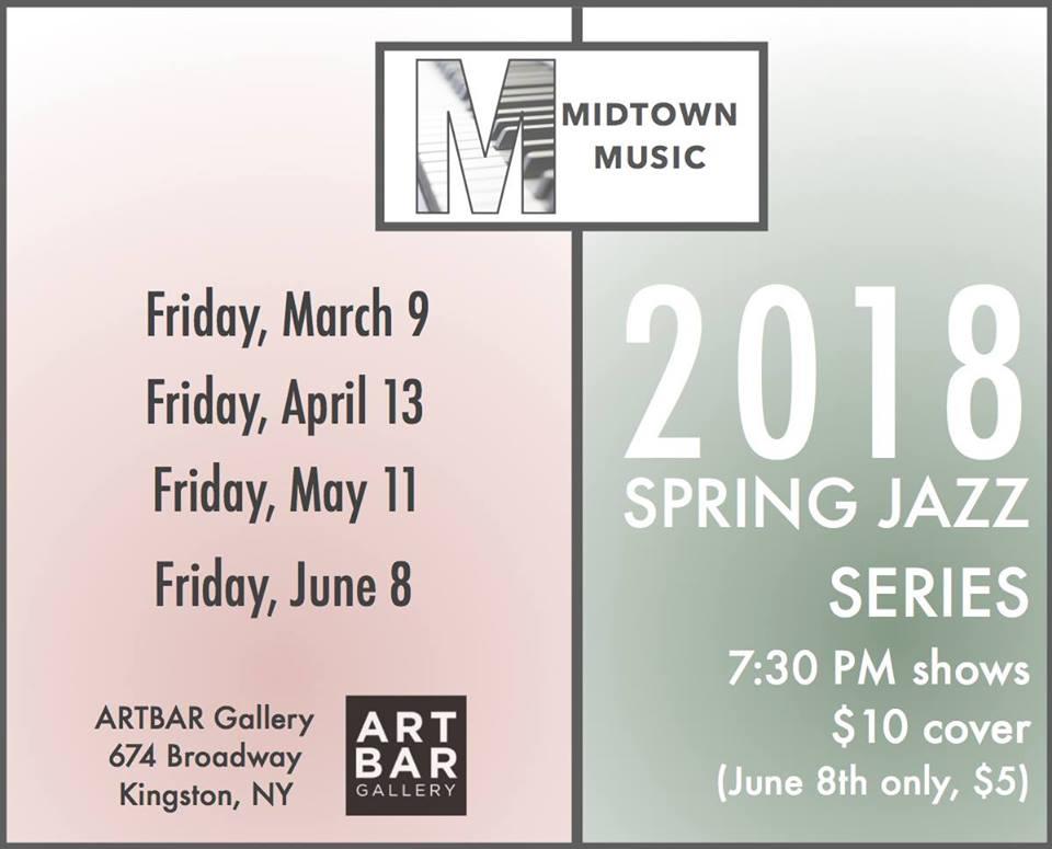 Spring Jazz Series