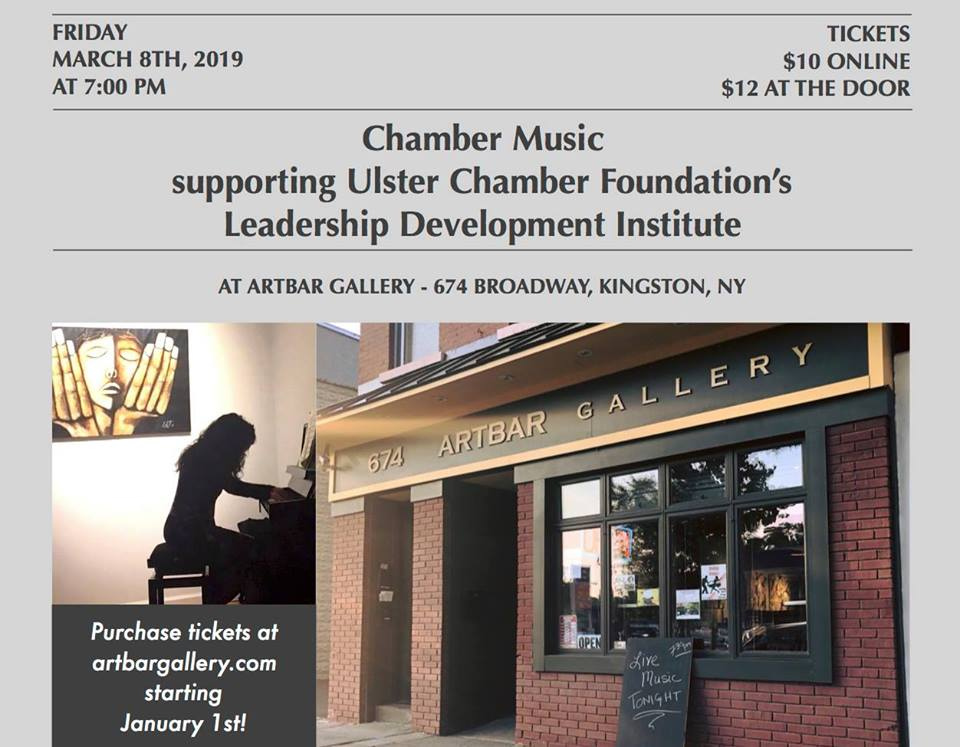 Chamber Music for Ulster Chamber Foundation